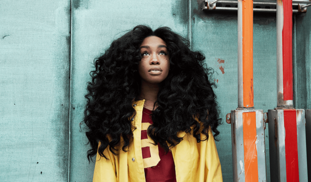 SZA announces new album CTRL – hear first single 'Drew Barrymore' now