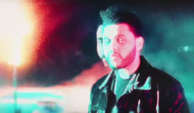 The Weeknd releases aggressively psychedelic 'Party Monster' video