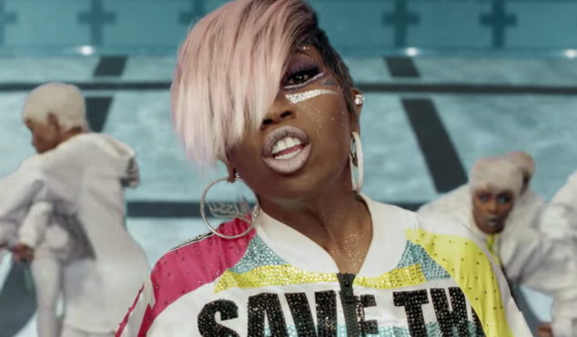 Missy Elliott returns with menacing new track and video for 'I'm Better'