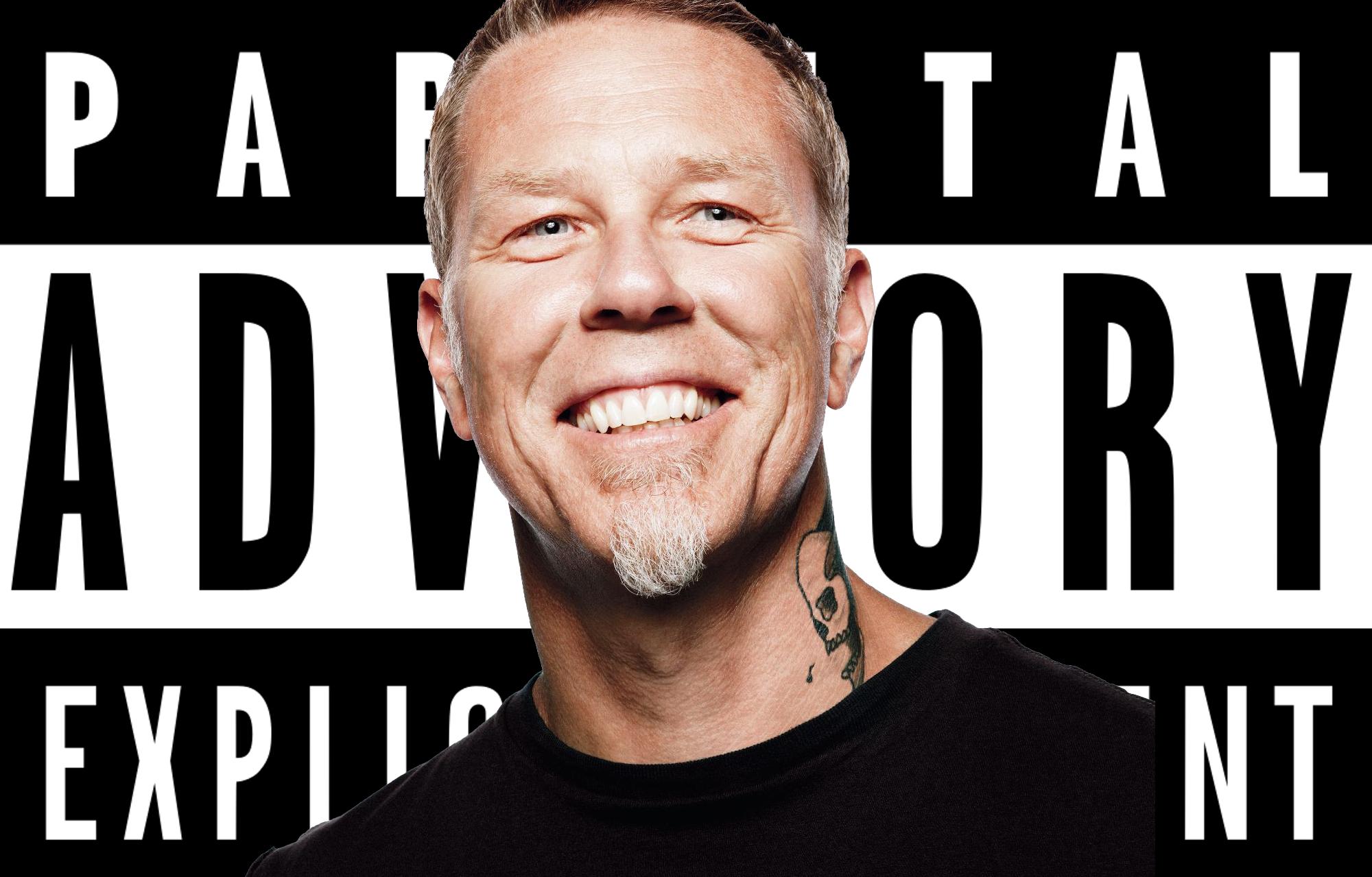 Metallica James Hetfield porn