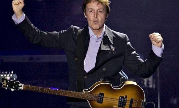 Paul McCartney sues Sony to reclaim Michael Jackson's Beatles copyrights