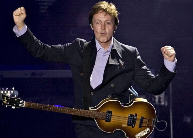 Paul McCartney sues Sony to reclaim Beatles copyrights
