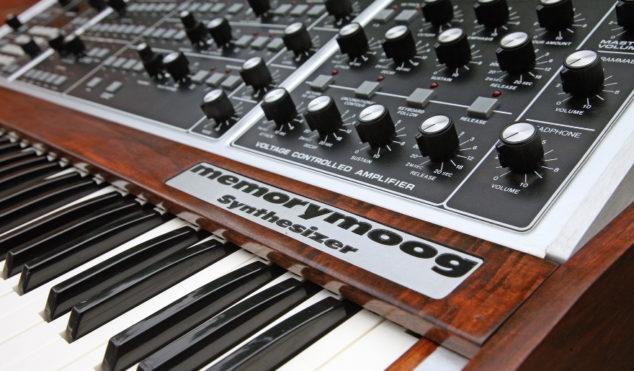 Grab a vintage Memorymoog instrument pack for Ableton for only $10