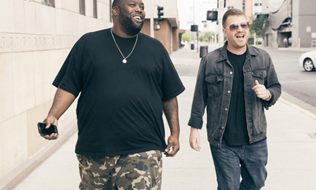Run the Jewels are hilarious on quiz show Wait, Wait… Don't Tell Me
