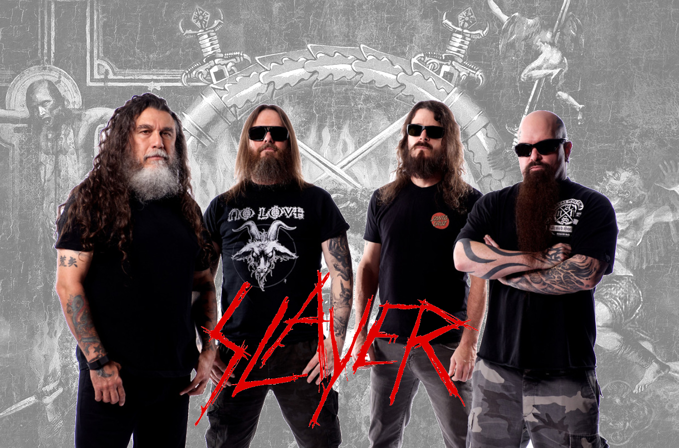 """Slayer hit out at """"snowflakes"""" in Trump Instagram post"""