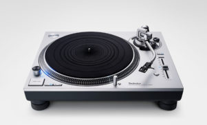 """Technics unveils """"standard"""" version of its updated SL-1200 turntable"""