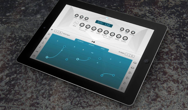 Troublemaker is a modern update of the TB-303 for iPad and iPhone