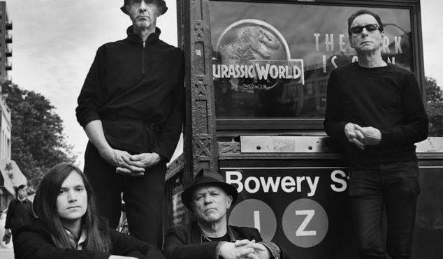 Wire announce new album Silver/Lead, share 'Short Elevated Period'