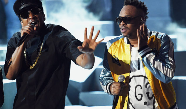 Watch A Tribe Called Quest and Anderson .Paak's powerful Grammys 2017 performance