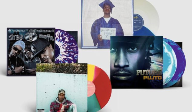 Omertà is the rap label bringing classic albums and essential new mixtapes to high-quality vinyl