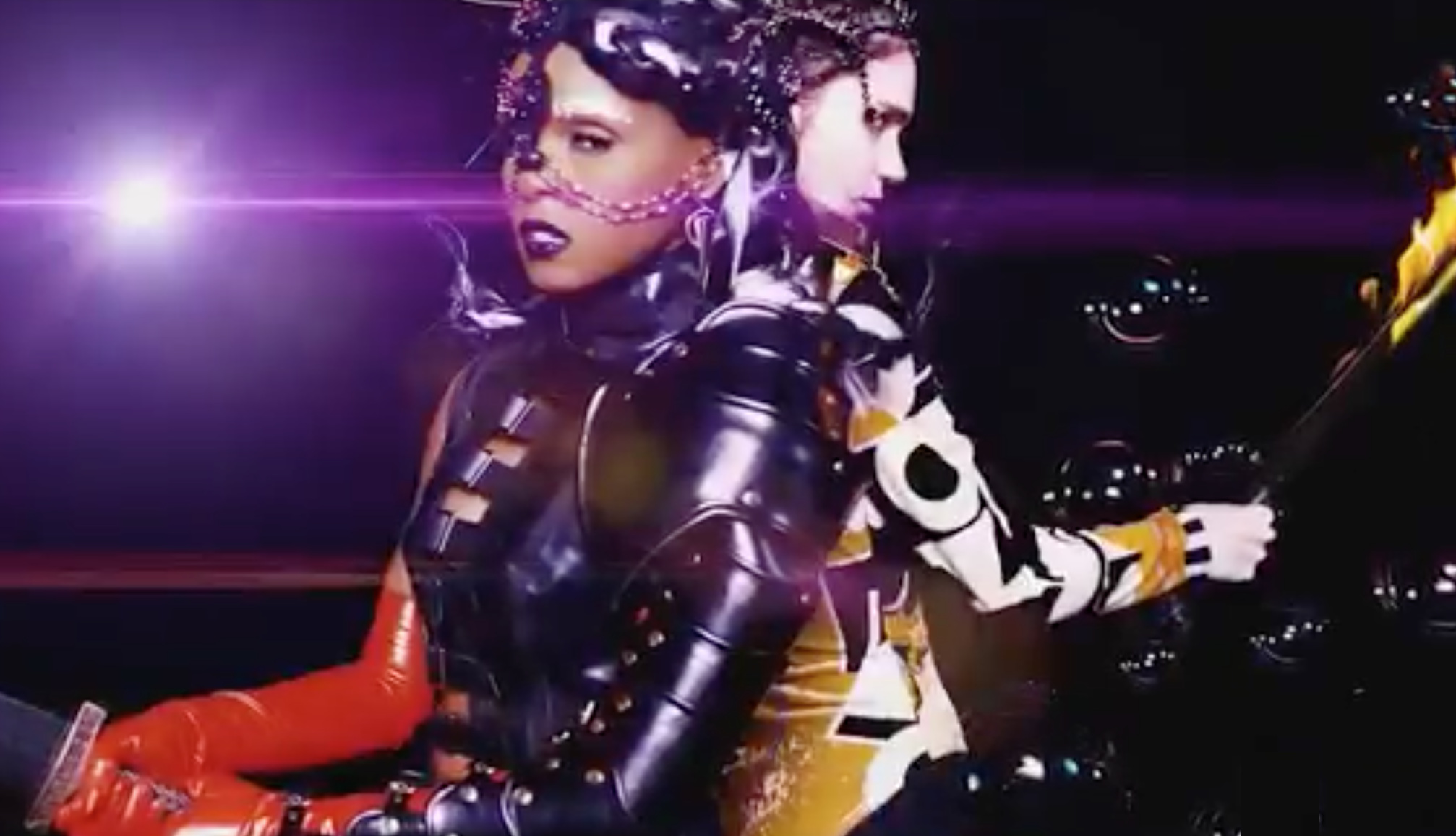 Grimes and Janelle Monáe tease 'Venus Fly' video out tomorrow