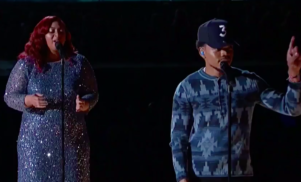 Watch Chance the Rapper perform 'All We Got' at the Grammys with a gospel choir