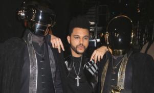 Watch Daft Punk make their live return at the Grammys 2017