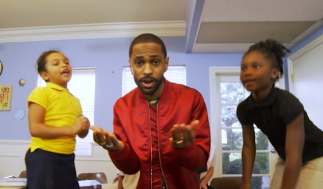 Watch Big Sean, Migos, Ice Cube rap about reading with schoolkids on Ellen