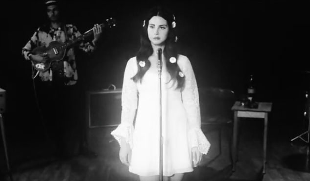 Watch Lana Del Rey unleash a retro sci-fi universe in the new video for 'Love'