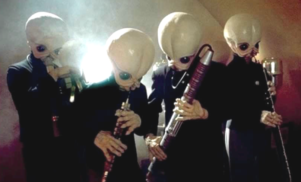 Australia's most popular sex jam is the Star Wars Cantina Band