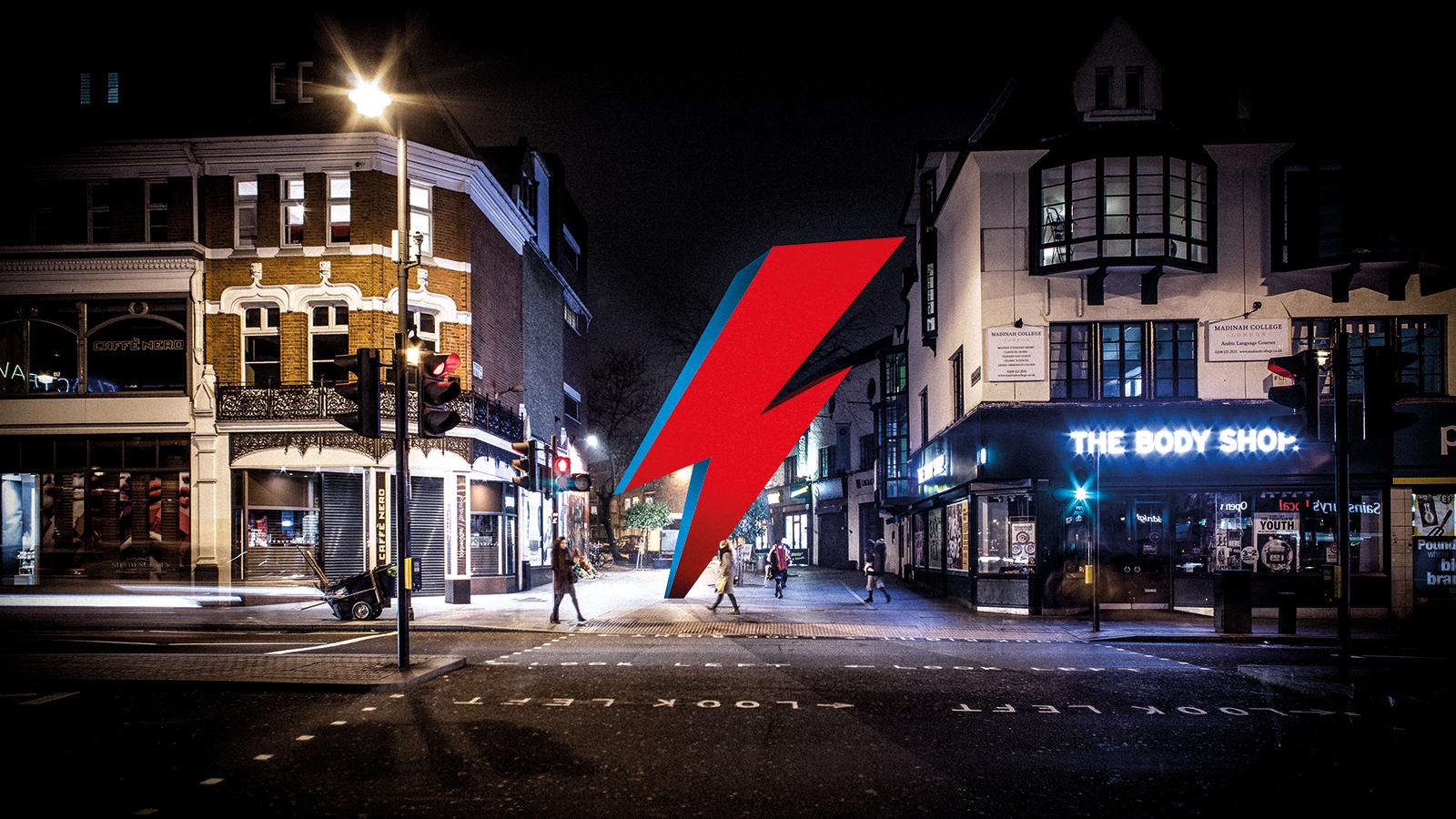 Brixton launch David Bowie memorial crowdfunding campaign