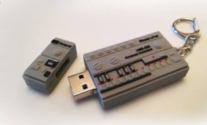 I Love Acid's 10-year compilation comes on a 303-shaped USB stick
