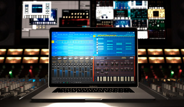 Korg Gadget production studio for Mac gets a price and release date