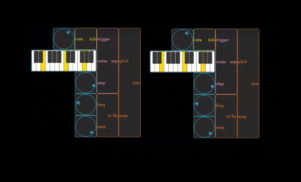 Ops is a modular synth app for iOS that does away with patch cables