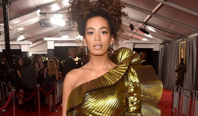 Solange criticizes Grammys following Beyoncé's Album of the Year loss