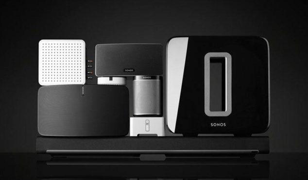Home speaker company Sonos raise UK prices 25% following Brexit vote