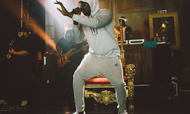 Stormzy announces UK tour, including two dates at Brixton Academy
