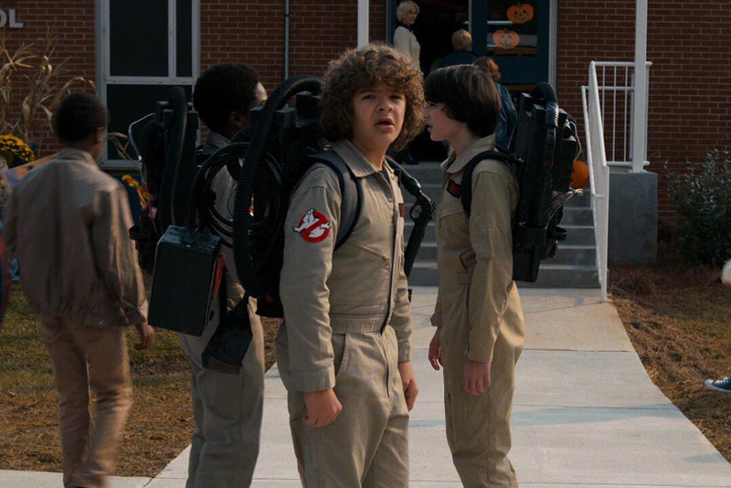 Watch the first trailer for Stranger Things season two