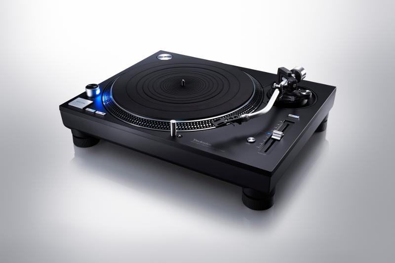 Technics is releasing a black SL-1210 reissue for £1,299