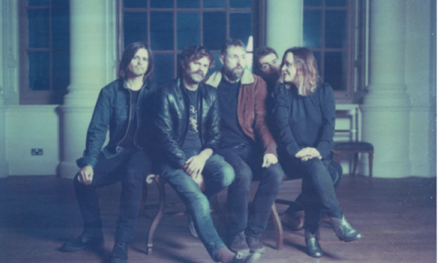 Slowdive announce intimate club shows in UK and Europe