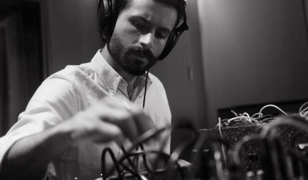Evan Caminiti collaborates with Jefre Cantu-Ledesma on 'Joaquin'