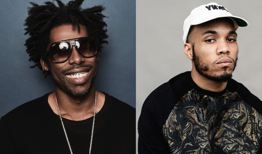 Read Flying Lotus' interview with Anderson .Paak
