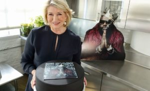 Martha Stewart announces details of Rick Ross's upcoming album Rather You Than Me