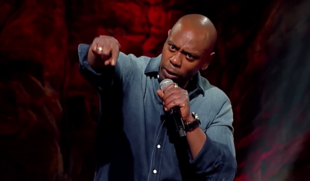 Watch the trailer for Dave Chappelle's two upcoming Netflix specials