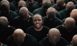 Kendrick Lamar drops video for fiery track 'HUMBLE.' produced by Mike Will Made It