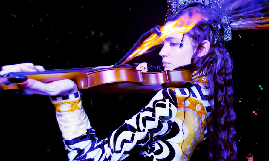Grimes' Visions is getting remade as classical music