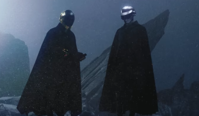 Watch Daft Punk appear in The Weeknd's 'I Feel It Coming' video