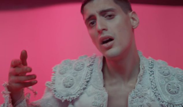 Watch the unsettling video for Arca's 'Reverie'