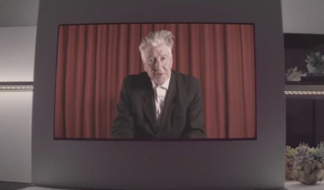 Watch David Lynch and Kyle MacLachlan in a strange hotel ad
