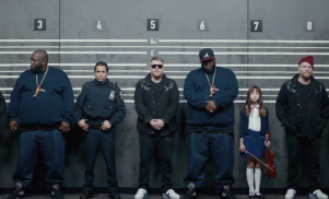 Run The Jewels enter a police lineup on acid in 'Legend Has It' video