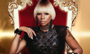 Mary J. Blige announces new album Strength of a Woman feat. Kanye West, Missy Elliott