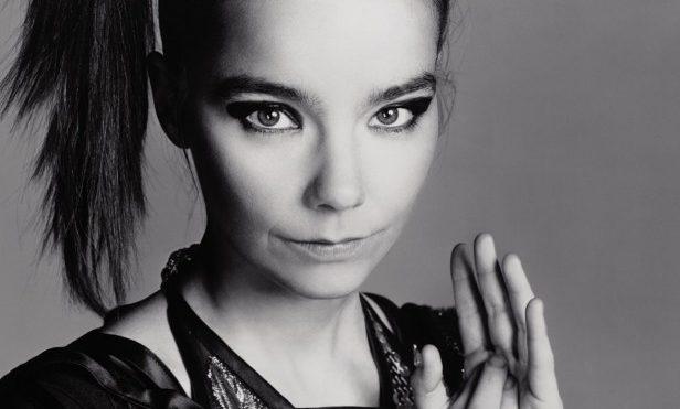 Björk played a surprise DJ set at London's tiny Corsica Studios last night