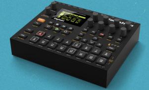 Elektron releases analog drum sample pack for Digitakt