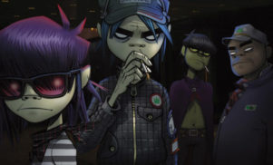Watch Gorillaz debut new album Humanz live