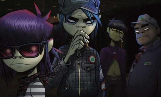 Gorillaz release their highly-anticipated album Humanz