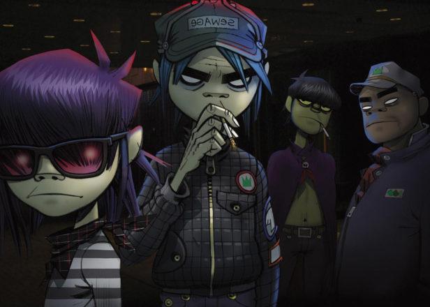 Watch Gorillaz debut new album Humanz live