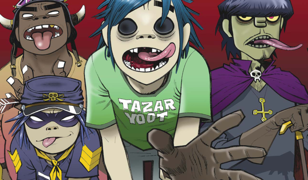 Gorillaz team up with Popcaan, Vince Staples and D.R.A.M. on new tracks