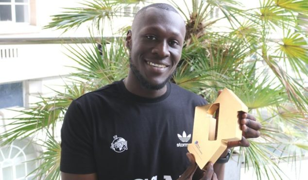 Stormzy scores a UK no. 1 with debut album Gang Signs & Prayer