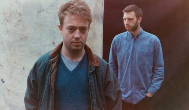 Ravers on a train: How Mount Kimbie turned a rail carriage into a moving musical instrument