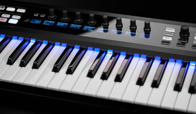 NI's Komplete Kontrol keyboards now make it easier to play unusual scales